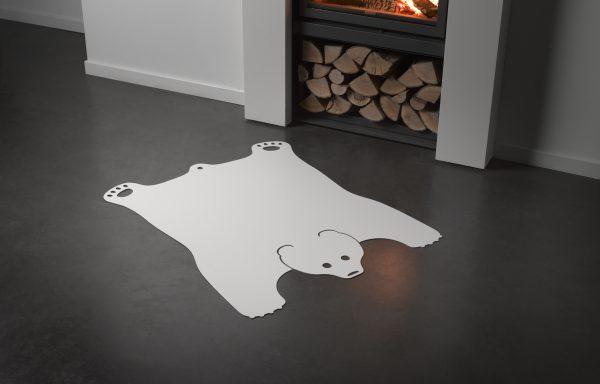 Vloerplaat ijsbeer