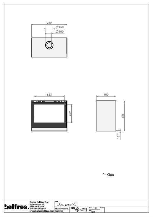 Box Gas 75-6163